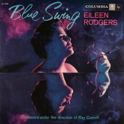 Eileen Rodgers Blue Swing Columbia CL 1096