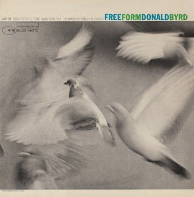 Donald Byrd Free Form Blue Note BLP 4118
