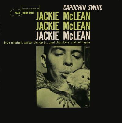Jackie McLean Capuchin Swing Blue Note BLP 4038