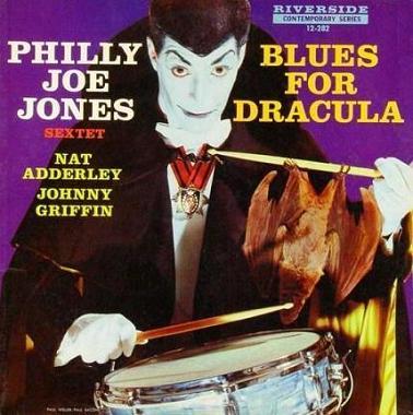 Philly Joe Jones Blues For Dracula Riverside RLP 12-282