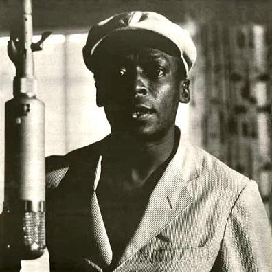 Miles Davis Musing Miles