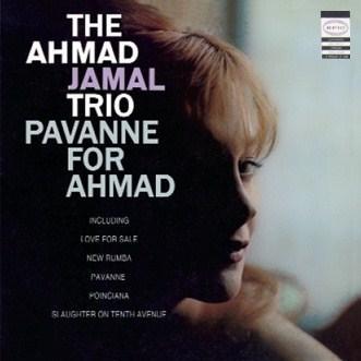 Ahmad Jamal Pavanne For Ahmad Epic LN 3212