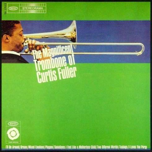 The Magnificent Trombone Of Curtis Fuller Epic BA 17013