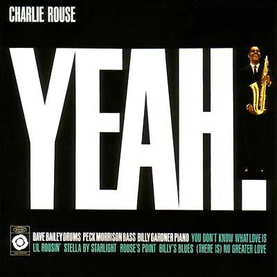 Charie Rouse Yeah! Epic LA 16012