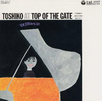 Toshiko Akiyoshi Top Of The Gate takt XMS-10008