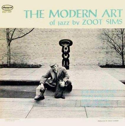 Zoot Sims The Modern Art Of Jazz dawn DLP 1102