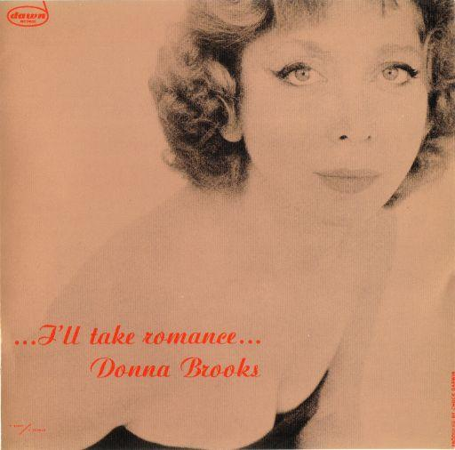 Donna Brooks Ill Take Romance dawn DLP  1105