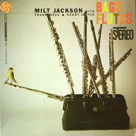 Milt Jackson Bags  Flutes Atlantic 1294