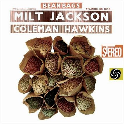 Milt Jackson Coleman Hawkins Bean Bags Atlantic 1316
