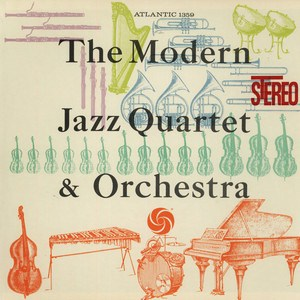 The Modern Jazz Quartet  Orchestra Atlantic 1359