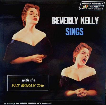 Beverly Kelly Sings Audio Fidelity AFLP 1874