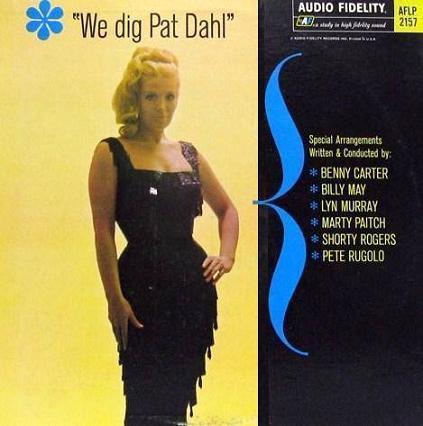 Pat Dahl We Dig Audio Fidelity AFLP 2157