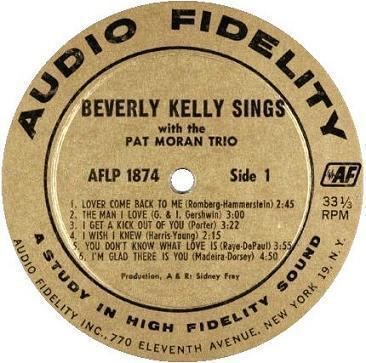 Audio Fidelity Label