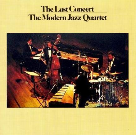 Modern Jazz Quartet The Last Concert Atlantic SD 2 909