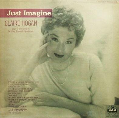 Claire Hogan Just Imagine MGM E 3349