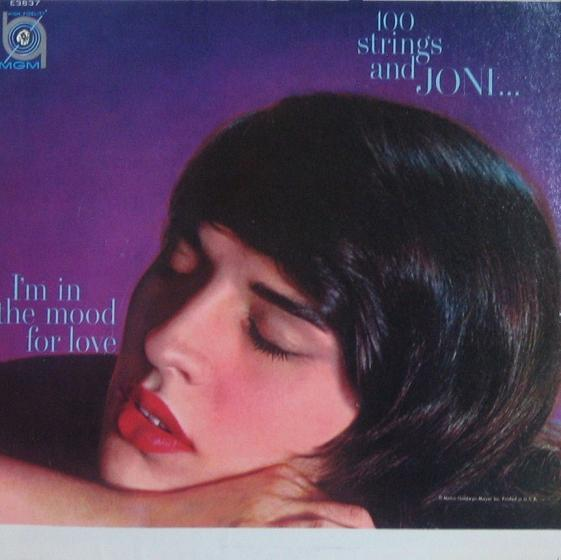 Joni James Im In The Mood For Love MGM E 3837