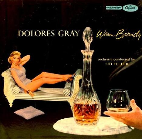 Dolores Gray Warm Brandy Capitol T 897