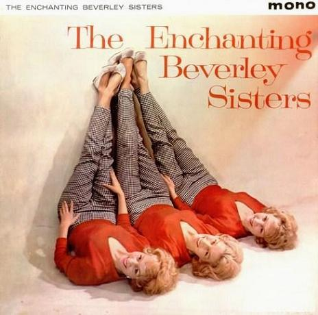 Beverley Sisters The Enchanting Capitol T 1286