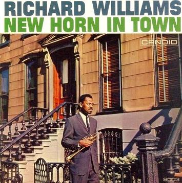 Richard Williams New Horn In Town Candid CJM-8003