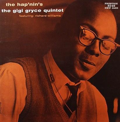 Gigi Gryce The Hapnins New Jazz NJLP 8246