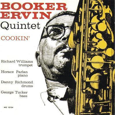 Booker Ervin Cookin Savoy MG 12154