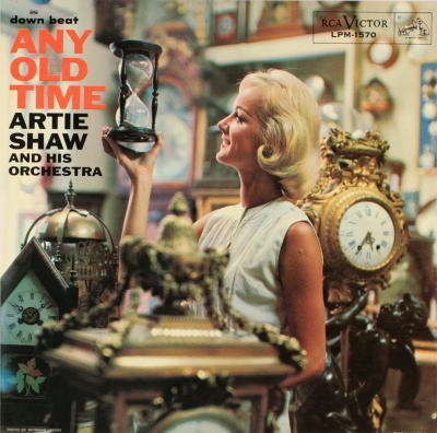 Artie Shaw Any Old Time Rca Victor LPM-1570