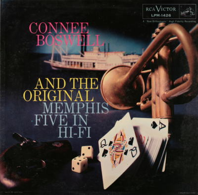 Connee Boswell And The Original Memphis Five In Hi-Fi Rca Victor LPM-1426