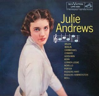 Julie Andrews Sings Rca Victor LPM-1681