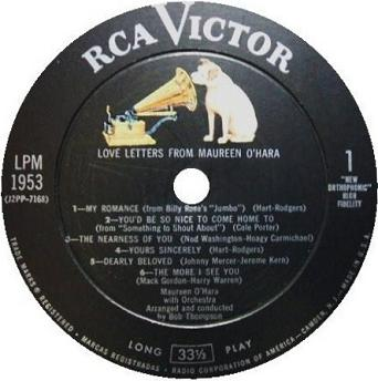 RCA Victor Label