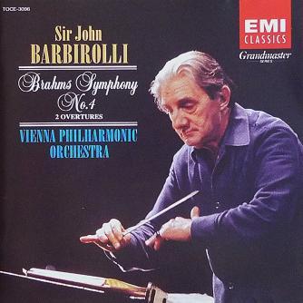 Brahms Symphony No.4 Sir John Barbirolli