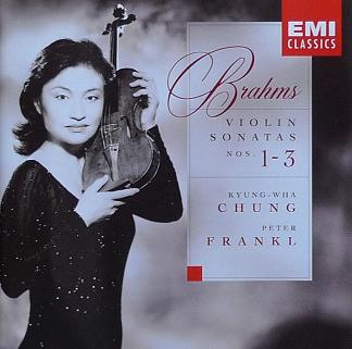 Brahms Violin Sonatas Kyung-Wha Chung