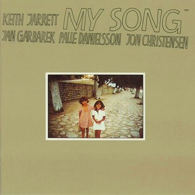 Keith Jarrett My Song ECM 1115