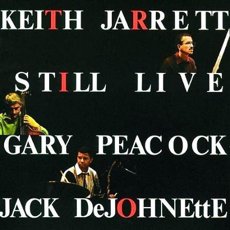 Keith Jarrett Still Live ECM 1360 61