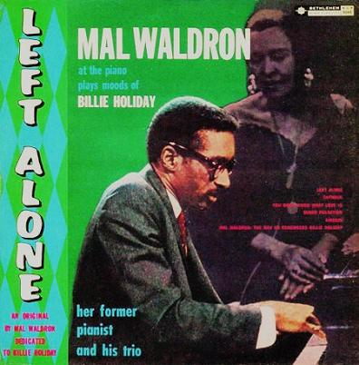 Mal Waldron Left Alone Bethlehem   BCP 6045
