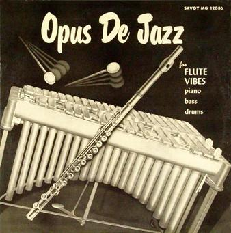 Frank Wess, Milt Jackson Opus De Jazz Savoy MG 12036