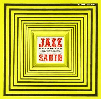 Sahib Shihab Jazz Sahib Savoy MG 12124