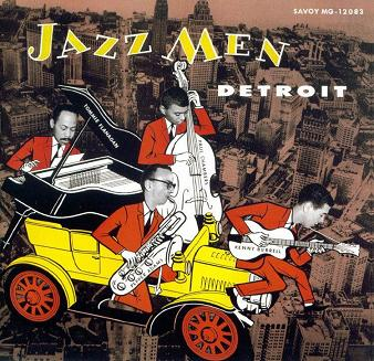 Jazzmen Detroit Savoy MG 12083