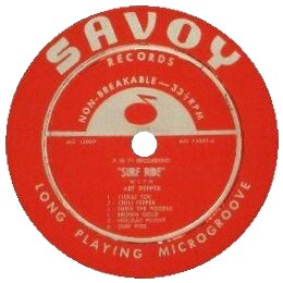 Savoy Label