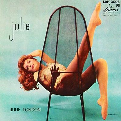 Julie Julie London Liberty LRP 3096
