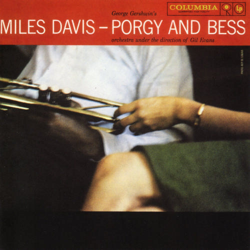 Miles Davis Porgy And Bess Columbia CL 1274