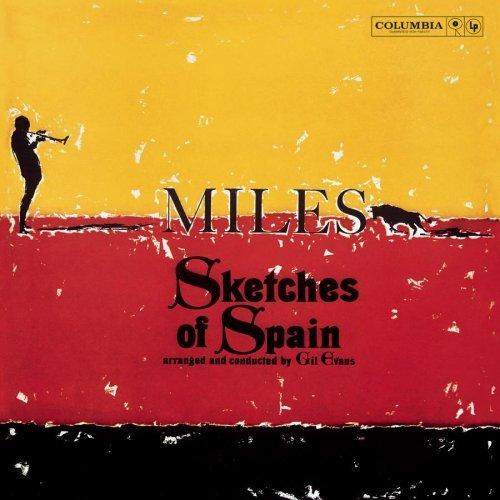 Miles Davis Sketches Of Spain Columbia CL 1480