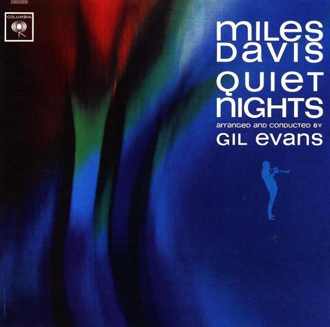 Miles Davis Quiet Nights columbia CL 2106