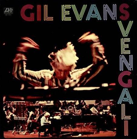Gill Evans Svengali Atlantic SD 1643