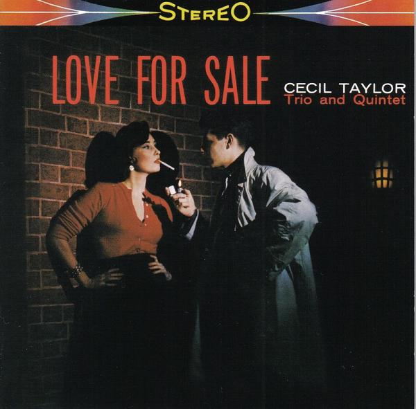 Cecil Taylor Love For Sale United Artists UAS 5046