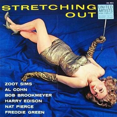 Zoot Sims Stretching Out United Artists UAL 4023