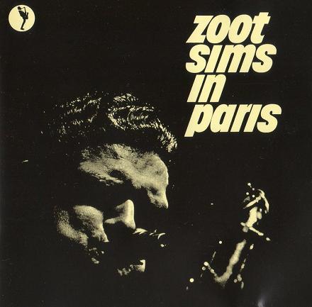Zoot Sims In Paris United Artists UAJ 14013