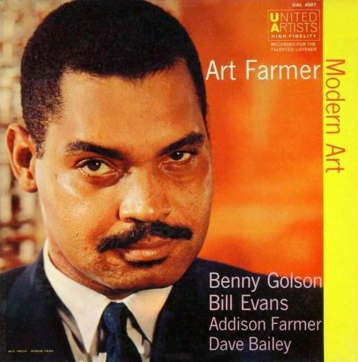Art Farmer Modern Art United Artists UAL 4007