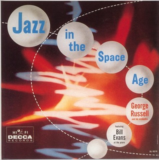 George Russell Jazz In The Space Age Decca DL 9219