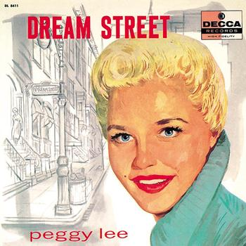 Peggy Lee Dream Street Decca DL 8411