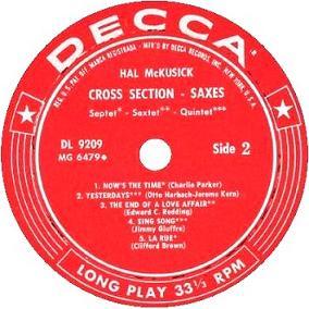 Decca Label